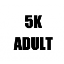 5K Registration Above 13