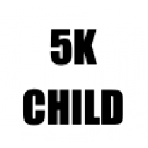 5k registration 13 and under